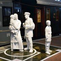В музее ж.д. транспорта  7 :: Сергей