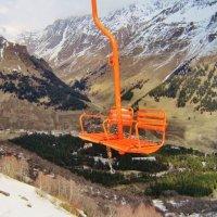 Оранжевые стульчики :: Елена (ЛенаРа)
