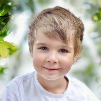 Детство :: Юлия Масликова