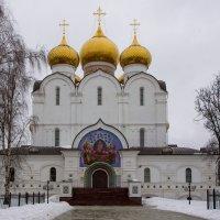 Ярославль. Успенский кафедральный собор. :: Андрей Дурапов