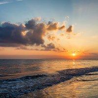 Средиземное море.Тунис :: Александр Шмалёв