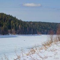 Река Сылва :: Алексей Сметкин