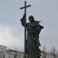 Крестом и мечом :: Дмитрий Никитин