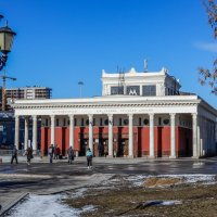 Станция Динамо :: Сергей Лындин