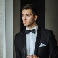 сборы жениха :: Максим Коломыченко