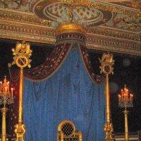 Трон Наполеона Буонапарте :: Гала
