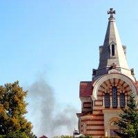 всехвсятительская церковь :: Дмитрий Солоненко