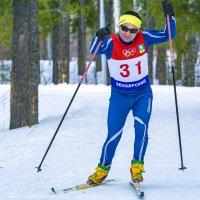Суперлыжник-2! :: Вячеслав Назаренко