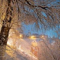 Зимняя весна :: Антон Родионов
