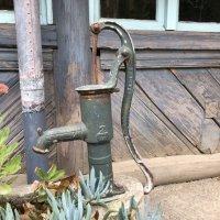 Водяной насос из Au, 19 век :: Александр Скамо