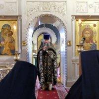 Монастырь. Великий пост. :: Геннадий Александрович