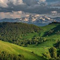 Природный парк Большой Тхач :: Александр Хорошилов
