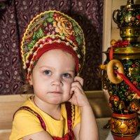 Маленькая русская красотка :: Светлана Шарафутдинова