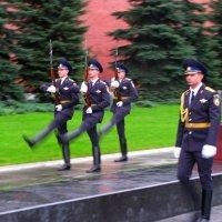 МОСКВА, проездом. :: Виктор Осипчук