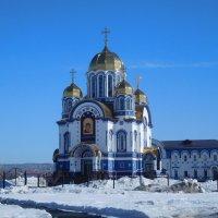 Храм иконы Казанской Божией Матери :: ирина