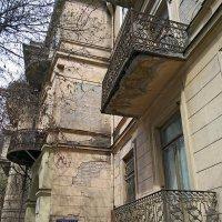 Симпатиные балконы. :: ТаБу