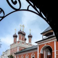 Петровский монастырь :: Георгий А