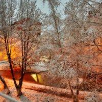 Снова снег! :: Николай Николенко