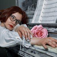 Старое пианино :: Андрей Бондаренко