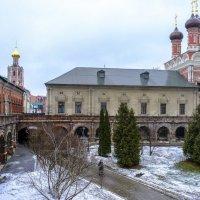 общий вид Петровского монастыря :: Георгий А