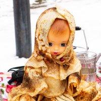 кукла с праздника масленицы :: Анатолий Гагарин