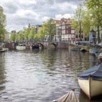 Каналы Амстердама :: Константин Подольский