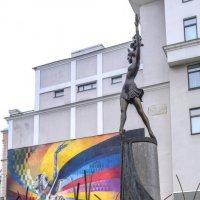 картина и скульптура Май Плисецкой :: Георгий А