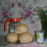 завтрак :: ольга хакимова