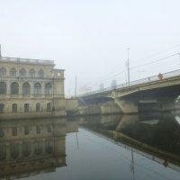 "Калининград.""Туман друг фотографа""! :: Murat Bukaev"