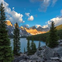 Скалистые горы :: Lucky Photographer