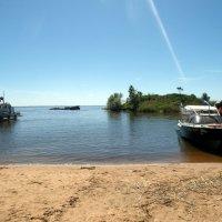 Остров Залит. :: Люба