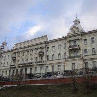 Дом в центре столицы :: Дмитрий Никитин