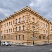 Здание архива Государственного Совета, Санкт-Петербург :: Максим Хрусталев