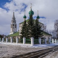 Весна в Норском :: Юрий Велицкий