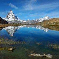 the Matterhorn :: Elena Wymann