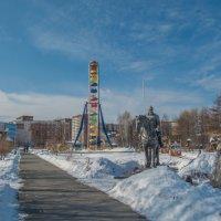 В городском парке :: Александр Смирнов
