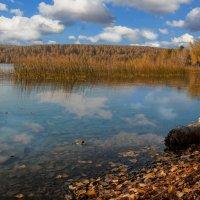 Небо в воде :: Алексей Мезенцев
