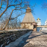 Ресторан в башне :: Юлия Батурина