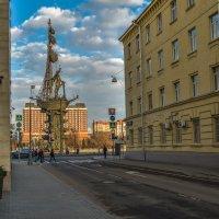 Уголк Москвы :: юрий поляков
