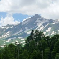 Горы Адыгеи :: Лидия Бусурина