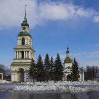 Колокольня  Спасо-Преображенского собора :: Галина Новинская