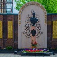 Памятник Г. Ф.Пантелееву :: Руслан Васьков