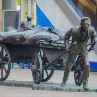 Скульптура: «Современный Предприниматель» :: Руслан Васьков