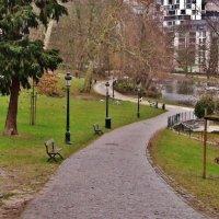 Дорожка в парке :: Aida10