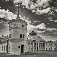 Старый дворец. :: Андрий Майковский