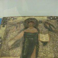 Икона. Спас Смоленский. XVI век :: Маера Урусова