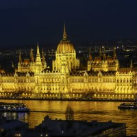 парламент г. Будапешт :: Георгий А