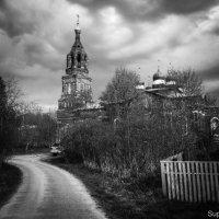 Кудыкина гора - Храм Рождества Пресвятой Богородицы :: Superman 2014