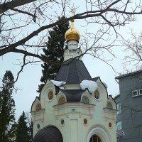 Часовня Спаса Преображения в Нижегородском Кремле :: Лидия Бусурина