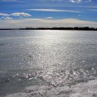 Весенний лёд :: Нэля Лысенко